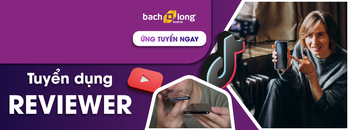 Tuyển dụng Reviewer